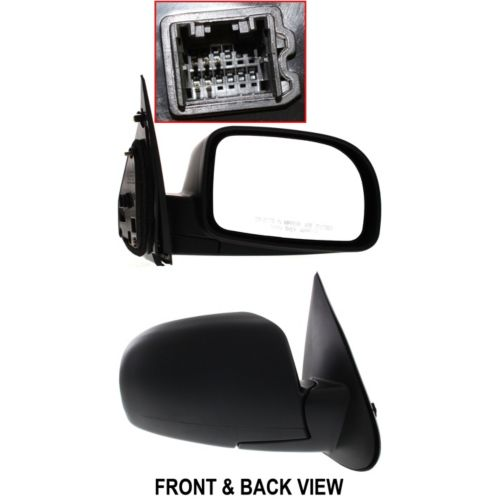 2011 Hyundai Santa Fe Exterior: Hyundai Santa Fe Mirrors Side View Mirror At Monster Auto