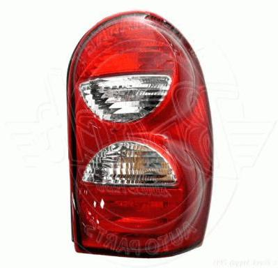 Jeep Liberty Tail Light Lens Taillight Cover Housing Embly