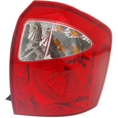 Spectra Tail Lamp Assembly on 2004 Kia Spectra5