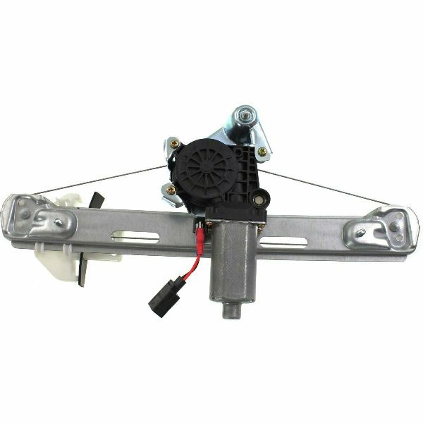 ECCPP Front Right Power Window Regulators with Motor Assembly Replacement fit for 2000-2002 Lincoln LS YW4Z5423208AA