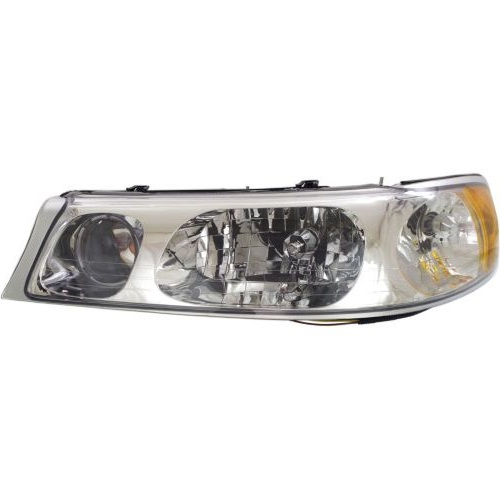Replacement Lincoln Town Car Headlight
