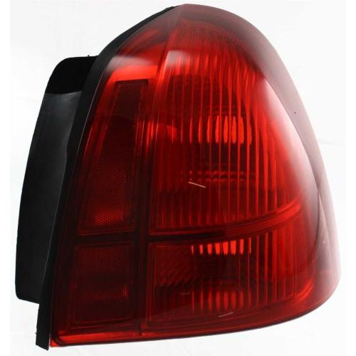 Lincoln Town Car Tail Light Lens Cover At Monster Auto Parts