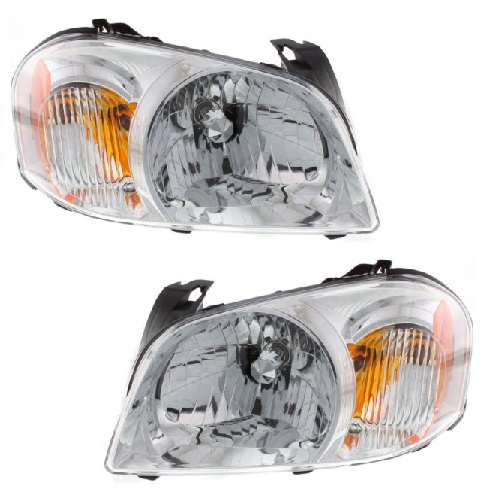 Mazda Tribute Replacement Front Headlights