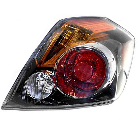 nissan altima replacement tail light at monster auto parts. Black Bedroom Furniture Sets. Home Design Ideas