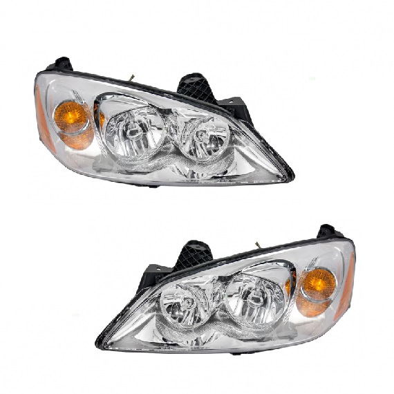 Pontiac G6 Headlights At Monster Auto Parts