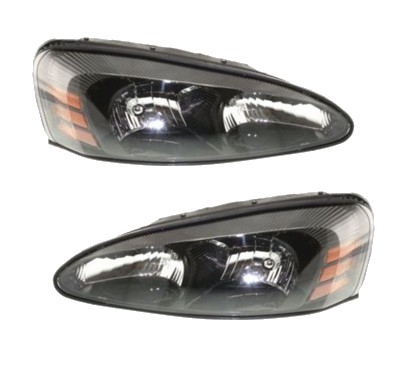 replacement grand prix headlights at monster auto parts. Black Bedroom Furniture Sets. Home Design Ideas