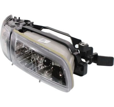 pontiac grand prix front headlight lens assembly at. Black Bedroom Furniture Sets. Home Design Ideas