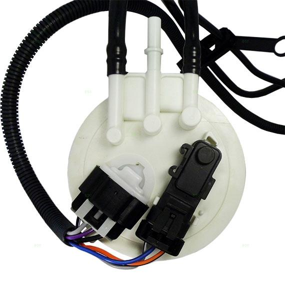 Pontiac Sunfire Fuel Pump Module At Monster Auto Parts