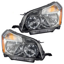 2009 2010 Pontiac Vibe Replacement Headlights 989 356 3515