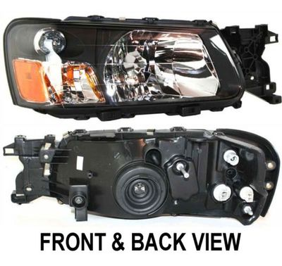 Subaru Forester Head Light Embly