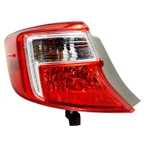 toyota camry tail light assembly at monster auto parts. Black Bedroom Furniture Sets. Home Design Ideas