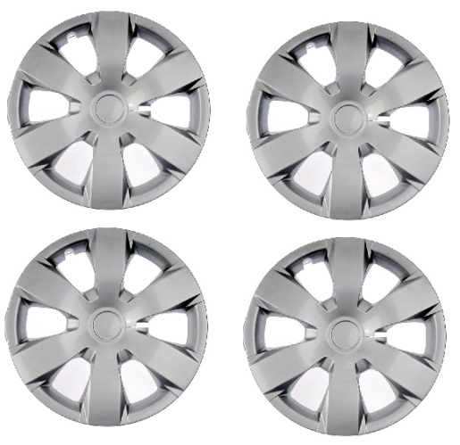 Toyota Camry Replacement Hubcaps Set Of 4