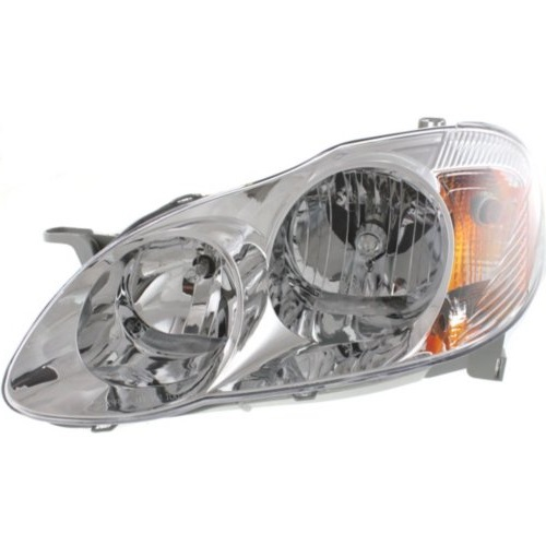Replacement Corolla Headlight Cover