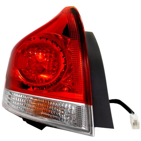 Toyota Venza Tail Light Lens At Monster Auto Parts